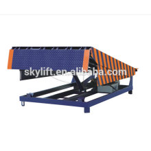 Hot sale !! forklift loading ramp for warehouse platform